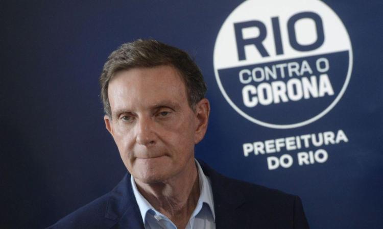 Crivella havia sido considerado inelegível por oito anos por abuso de poder político - Foto: Fernando Frazão | Agência Brasil