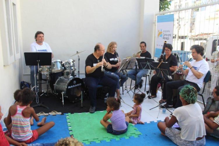 A apresentação da Camerata integra um ciclo de Arte-Educação | Foto: Divulgação | Secom - Foto: Divulgação | Secom