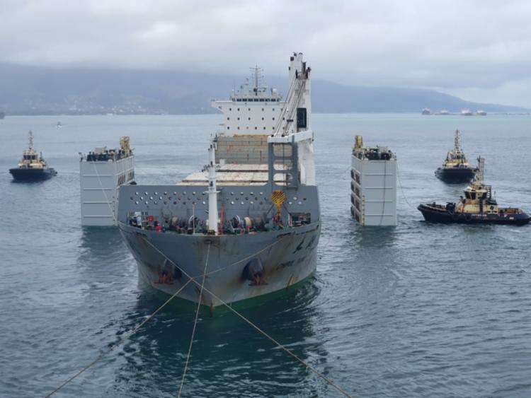 A particagem de navios é considerada altamente lucrativa para quem explora o serviço - Foto: Divulgação