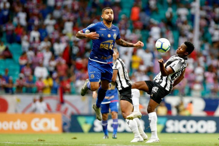 Times se enfrentam na noite desta segunda | Foto: Felipe Oliveira | E.C.Bahia - Foto: Felipe Oliveira | E.C.Bahia