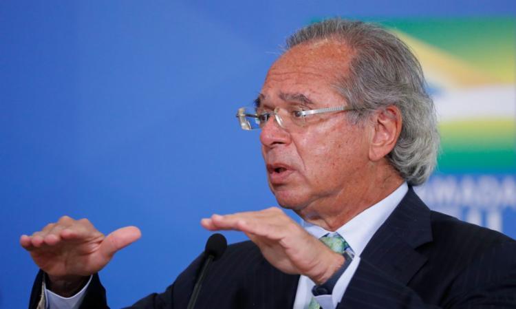 Em conferência, Guedes diz que agenda de reformas está mantida | Foto: Alan Santos | PR - Foto: Alan Santos | PR