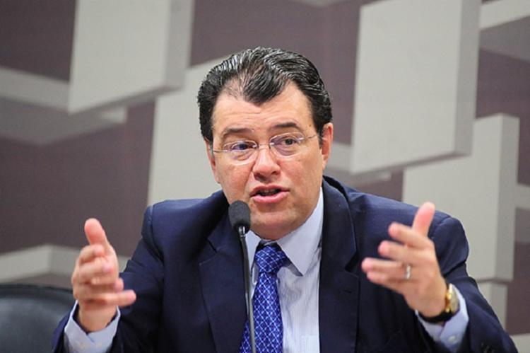 Escolha de Eduardo Braga (AM) é uma forma de adiantar os trabalhos na comissão - Foto: Redação