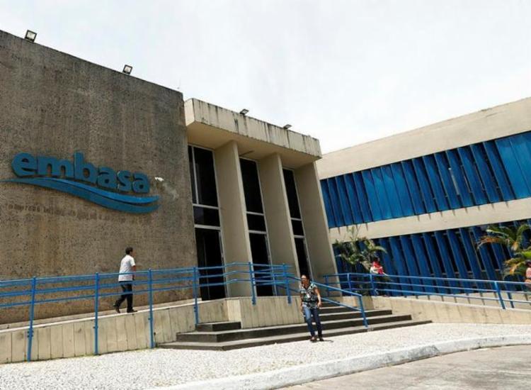 Embasa está retomando atividade presencial em todo estado | Foto: Luciano Carcará | Ag. A TARDE - Foto: Luciano Carcará | Ag. A TARDE