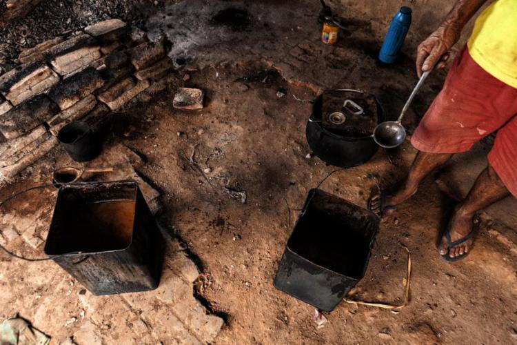 Segundo a Secretaria de Inspeção do Trabalho (SIT), 942 trabalhadores em condição análoga à escravidão foram resgatados em 2020 - Foto: Sérgio Carvalho   Divulgação