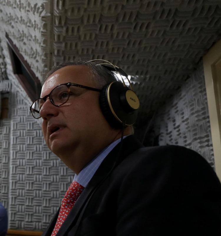 Fábio Vilas-Boas tem alertado para o cenário da pandemia no estado / Foto: Joá Souza | Ag. A TARDE - Foto: Joá Souza | Ag. A TARDE