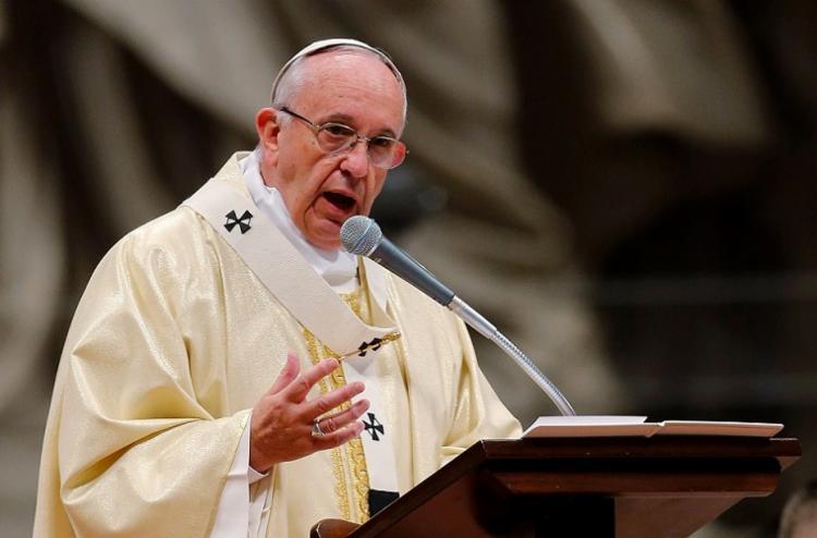 Papa pediu para autoridades criarem um Fundo de combate a fome - Foto: Agência Brasil