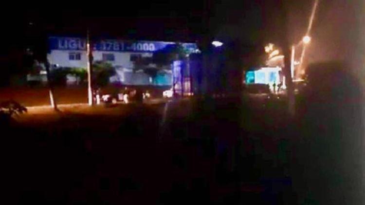 Na ação, policiais teriam sido atacados pelos suspeitos, que portavam fuzis, metralhadoras e pistolas | Foto: Reprodução - Foto: Reprodução