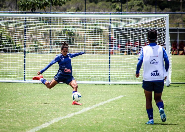 Líder do Grupo C, o Esquadrão tem confronto direto com o Auto Esporte-PB neste sábado, 24   Foto: Divulgação   EC Bahia - Foto: Divulgação   EC Bahia