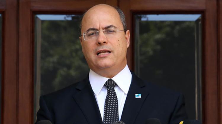 O governador afastado do Rio de Janeiro, Wilson Witzel, voltou a disparar ataques contra Bolsona - Foto: Divulgação