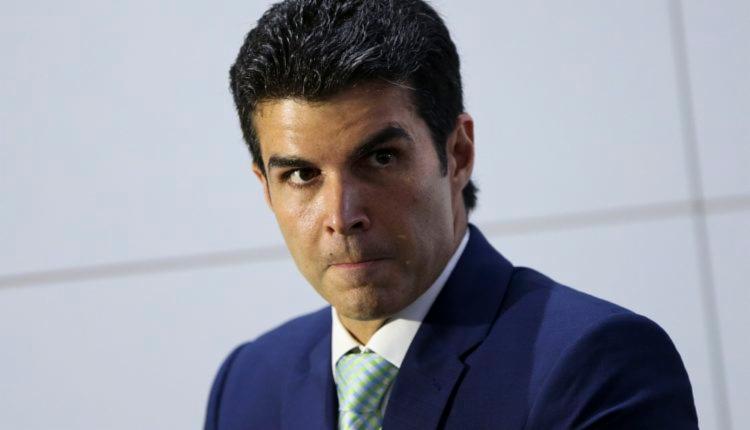 PF aponta que o atual governador do Pará, Hélder Barbalho (MDB) seria um dos integrantes do grupo criminoso   Foto: Divulgação - Foto: Divulgação