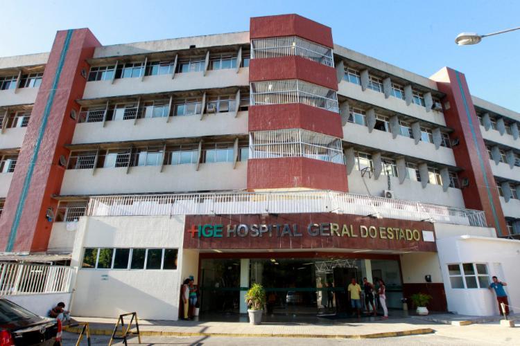 Homem baleado passou por cirurgia no HGE | Foto: Divulgação - Foto: Divulgação