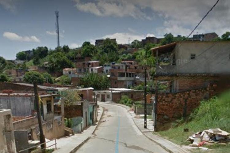 Crime aconteceu na madrugada desta sexta-feira | Foto: Reprodução | Google Street View - Foto: Reprodução | Google Street View
