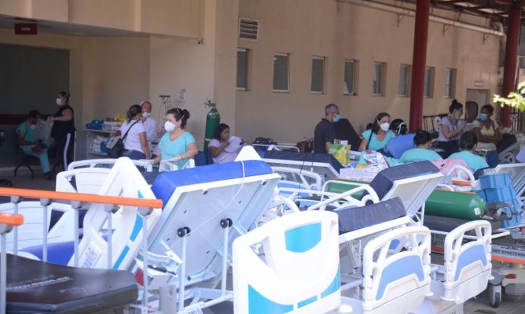 Pacientes mortas estavam internadas em estado grave no centro de terapia intensiva | Foto: Tânia Rêgo | Agência Brasil - Foto: Tânia Rêgo | Agência Brasil