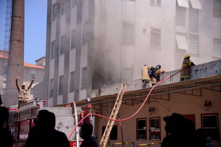 Apuração dos fatos que levaram ao incêndio segue em andamento | Foto: Tânia Rêgo | Agência Brasil - Foto: Tânia Rêgo | Agência Brasil