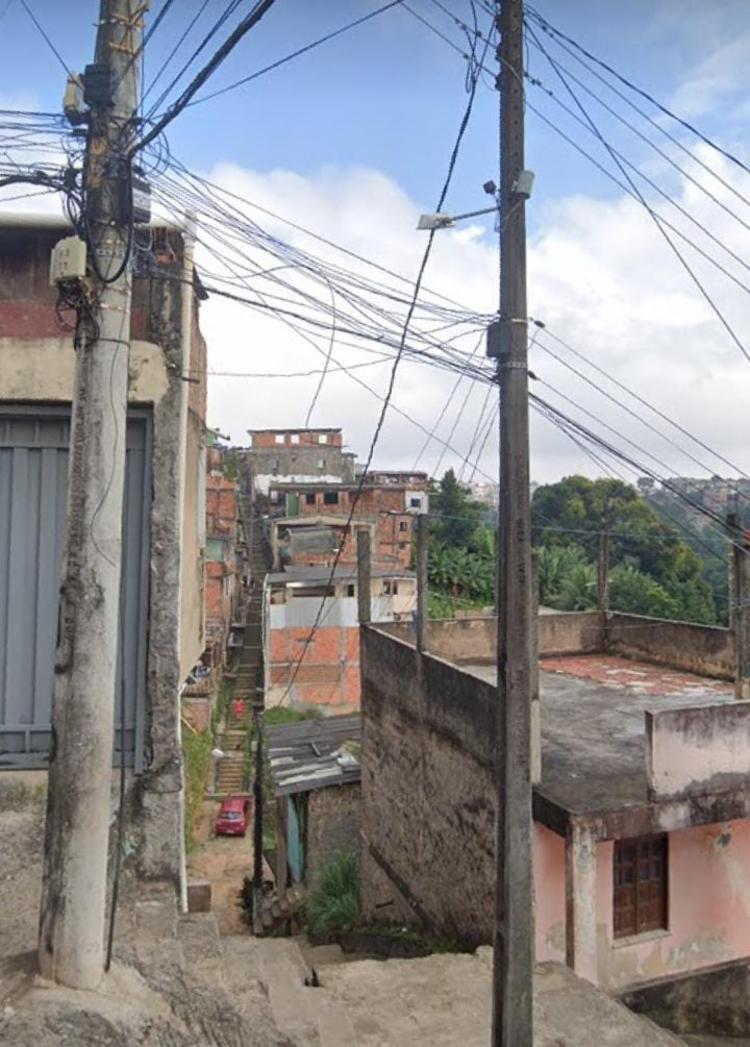Crime aconteceu na localidade conhecida como Vila São Lázaro | Foto: Reprodução | Google Street View - Foto: Reprodução | Google Street View