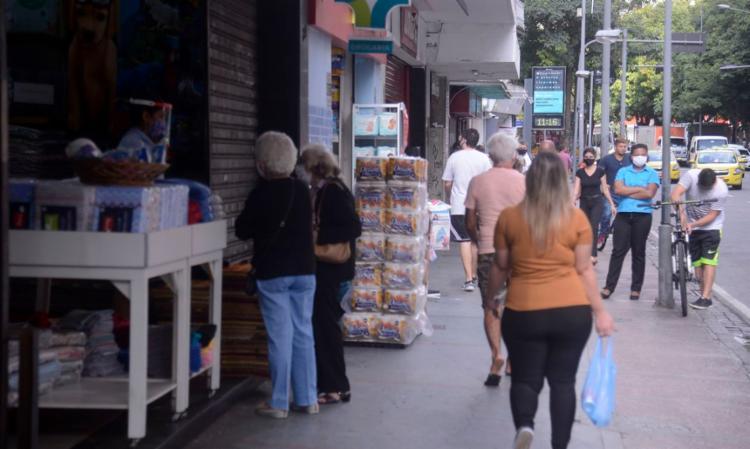 Indicador avançou 0,9% em relação a setembro | Foto: Tomaz Silva | Agência Brasil - Foto: Foto: Tomaz Silva | Agência Brasil
