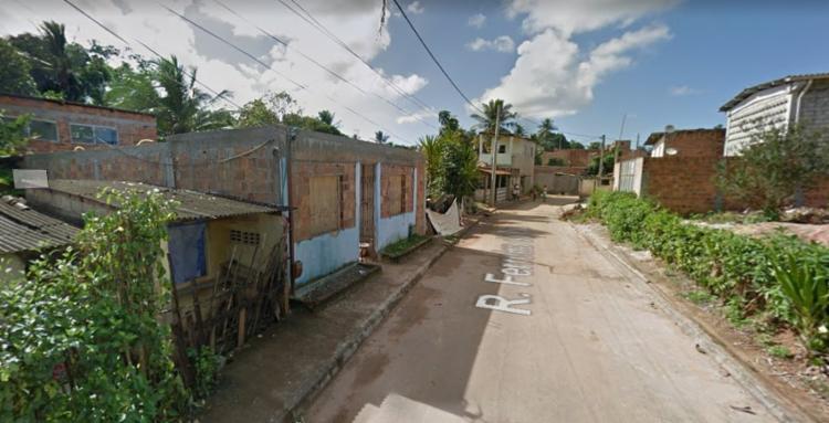Crime aconteceu na fronteira entre Salvador e Simões Filho | Foto: Reprodução | Google Maps - Foto: Reprodução | Google Maps