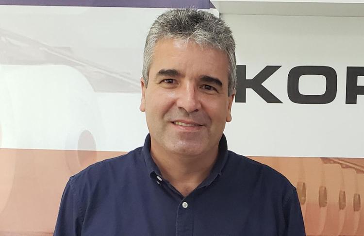 João Augusto dos Santos, diretor-presidente da Kordsa | Foto: Divulgação - Foto: Divulgação
