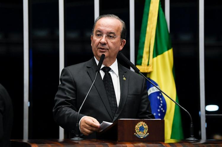Jorginho Mello (foto) foi indicado pelo líder do governo no Congresso, Eduardo Gomes / Foto: Jefferson Rudy | Agência Senado - Foto: Jefferson Rudy | Agência Senado