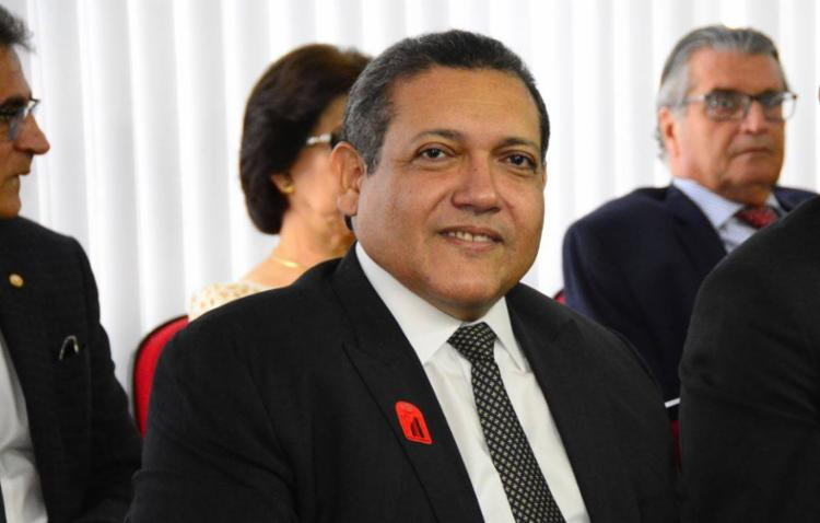 Esta é a primeira indicação de Jair Bolsonaro ao Supremo   Foto: Ramon Pereira   Ascom-TRF1 - Foto: Ramon Pereira   Ascom-TRF1