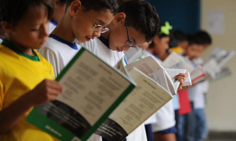 Serão entregues 197 milhões de livros em municípios de todo o país   Foto: Marcello Casal Jr.   Agência Brasil - Foto: Marcello Casal Jr.   Agência Brasil