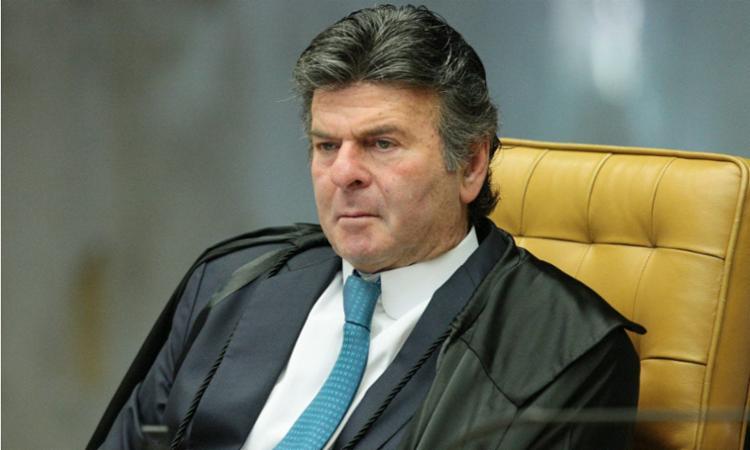 O presidente do STF, Luiz Fux, foi criticado por colegados durante julgamento virtual - Foto: Divulgação