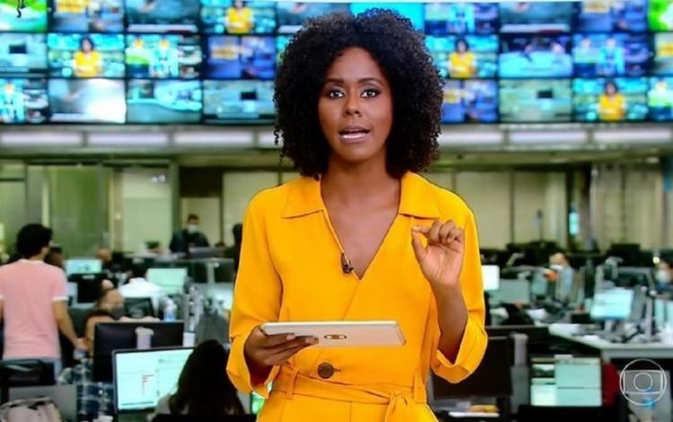 Fala repercutiu positivamente nas redes sociais   Foto: Reprodução   Rede Globo - Foto: Reprodução   Rede Globo