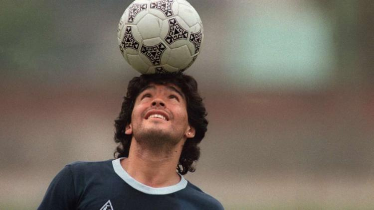 Pela Argentina, Maradona foi peça fundamental na conquista da Copa do Mundo de 1986   Foto: Arquivo   AFP - Foto: Arquivo   AFP