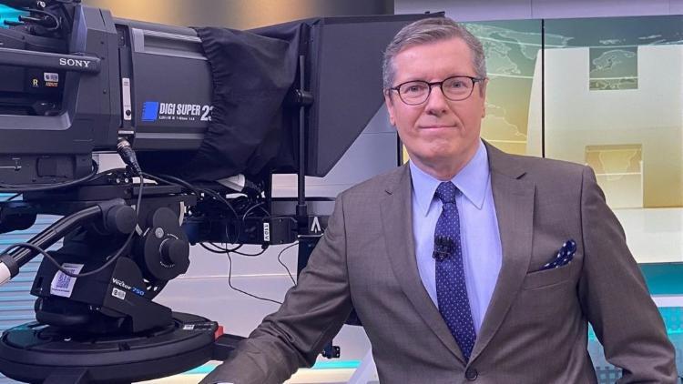 Jornalista fará parte de novo projeto da CNN   Foto: Divulgação   Rede Globo - Foto: Divulgação   Rede Globo