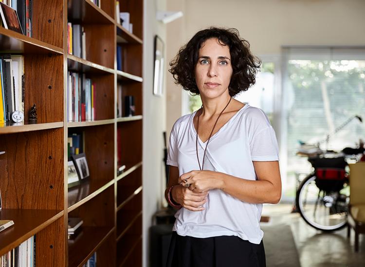 Psicanalista Maria Homem interpreta ferramenta da mentira em discursos como 'conceito da fantasia' - Foto: Divulgação   Faap