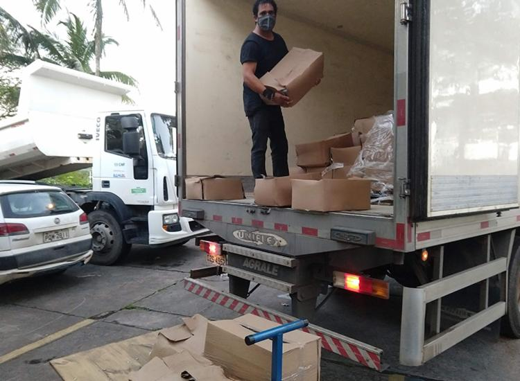 Máscaras foram adquiridas junto a 603 associações, cooperativas e empresas habilitadas para a produção de mais de 12 milhões de unidades | Divulgação | GOVBA - Foto: Divulgação | GOVBA