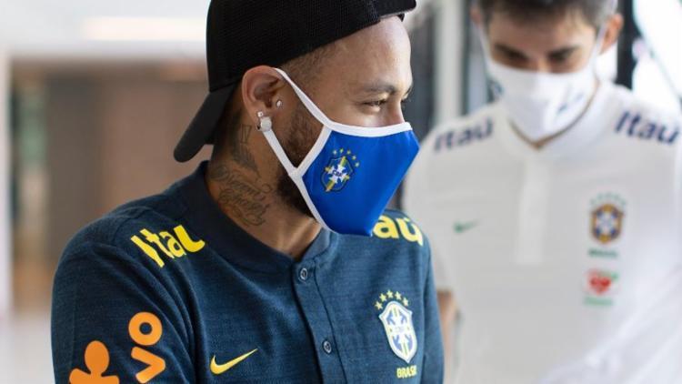O substituto do camisa 10 no trabalho tática da preparação foi o meia Everton Ribeiro | Foto: Lucas Figueiredo | CBF - Foto: Lucas Figueiredo | CBF