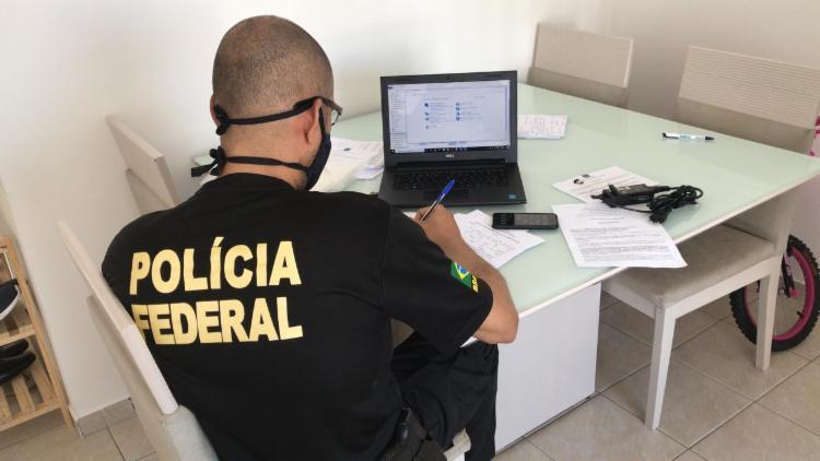 Operação foi iniciada na manhã desta quinta | Foto: Divulgação | PF-SE - Foto: Divulgação | PF-SE