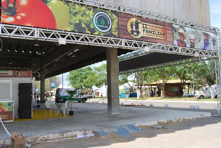 Parque de Exposições de Salvador recebe diversos eventos agropecuários - Foto: Divulgação