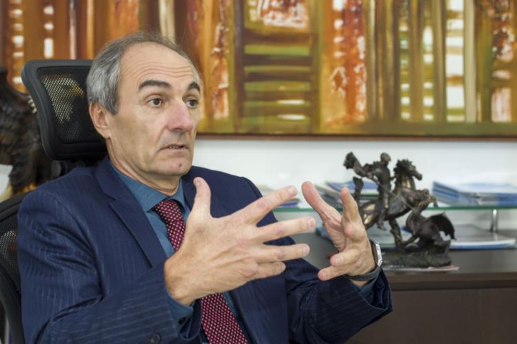 Paulo Cavalcanti, vice-presidente e coordenador do Núcleo Jurídico da Associação | Foto: Maurício França | Divulgação - Foto: Maurício França | Divulgação