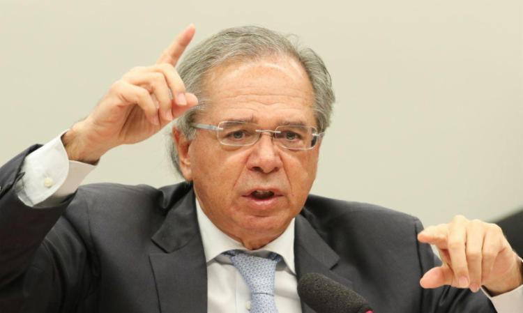 Ministro da Economia culpou a classe política por atraso em privatizações que tencionava fazer no comando da pasta - Foto: Agência Brasil