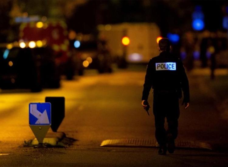 Vasta operação policial contra movimentos islâmicos foi iniciada na França   Foto: Abdulmonam Eassa   AFP - Foto: Abdulmonam Eassa   AFP