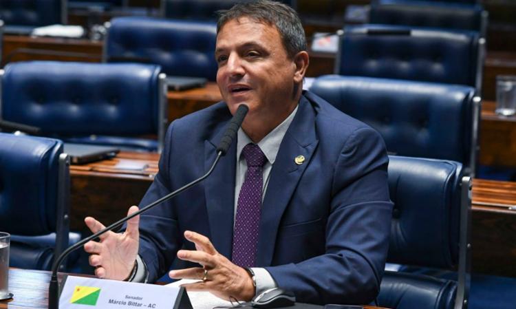 Marcio Bittar espera anunciar na semana que vem a fonte | Foto: Jefferson Rudy | Agência Senado - Foto: Foto: Jefferson Rudy | Agência Senado