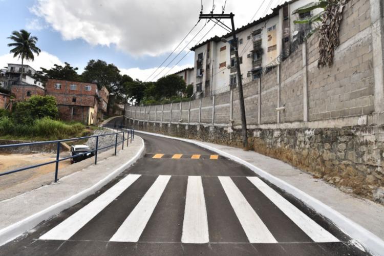 Obras tiveram um investimento de quase R$770 mil | Foto: Max Haack | Secom - Foto: Max Haack | Secom