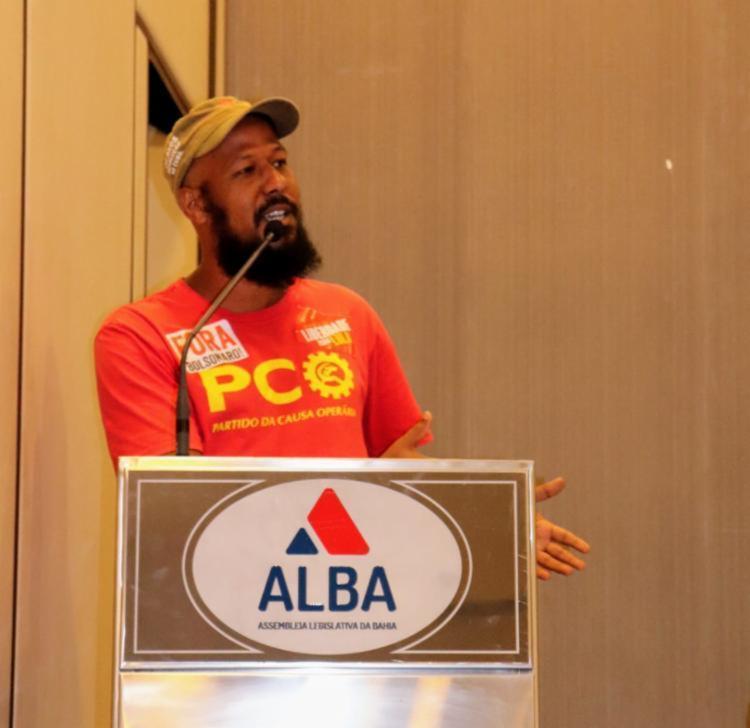 No mesmo horário do encontro, o candidato prometeu um debate alternativo - Foto: Divulgação