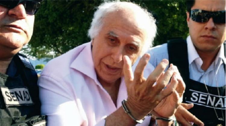 O ex-médico Roger Abelmassih não ficou ferido e o outro preso foi transferido de ala | Foto: Agência Brasil - Foto: Agência Brasil