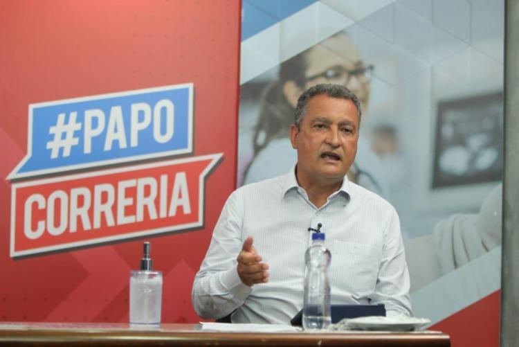 Governador participará de reunião com Eduardo Pazuello / Foto: Fernando Vivas | GOVBA - Foto: Fernando Vivas | GOVBA