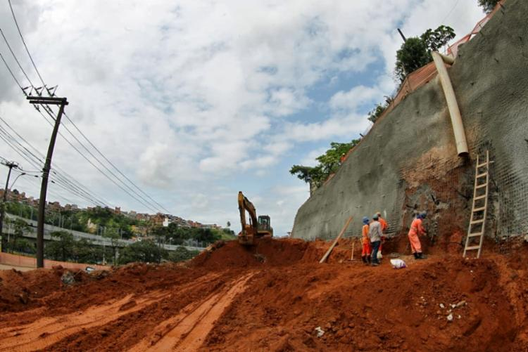 O governador autorizou a pavimentação da via de ligação Boa Vista de São Caetano x Campinas de Pirajá | Foto: Divulgação | GOVBA - Foto: Foto: Divulgação | GOVBA