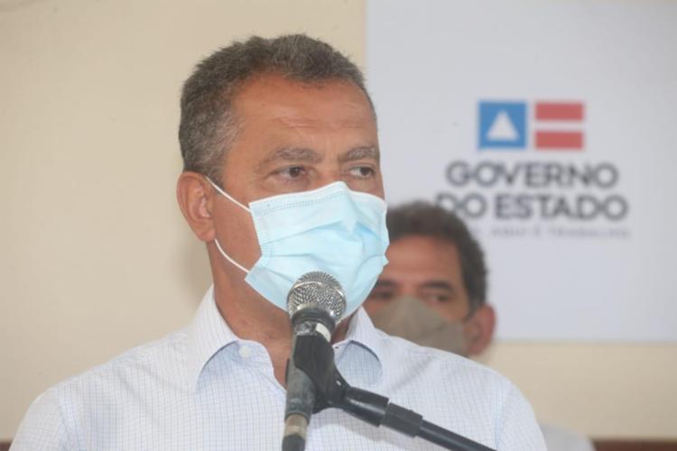 """O governador disse desejar que """"os citados [na operação] provem a sua inocência"""" - Foto: Mateus Pereira   GOVBA"""