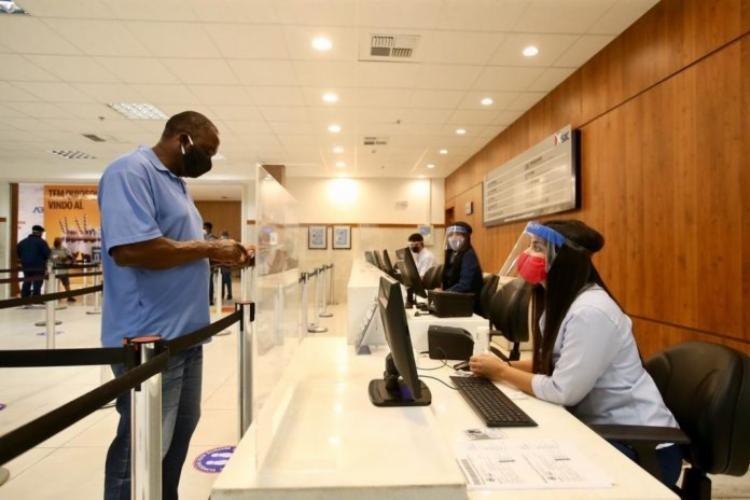 O atendimento em toda a Rede SAC é 100% agendado | Foto: Paulo Fróes | GOVBA - Foto: Foto: Paulo Fróes | GOVBA