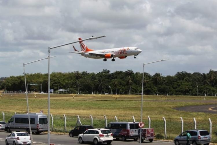 Até o momento, a cidade é a única do Nordeste a ter voos diários para duas capitais da região Sul | Foto: Carol Garcia | GOVBA - Foto: Foto: Carol Garcia | GOVBA