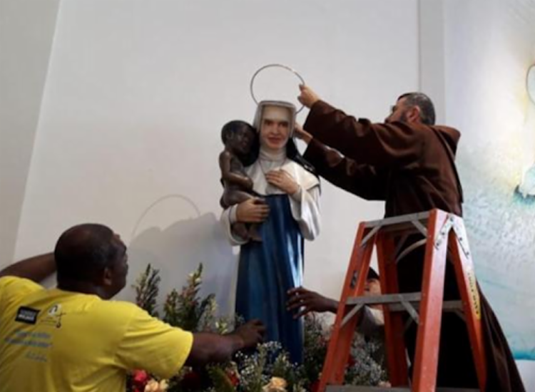 Evento tem transmissão integralmente nas redes sociais do Santunário | Foto: Susana Rebouças | Ag. A TARDE - Foto: Susana Rebouças | Ag. A TARDE