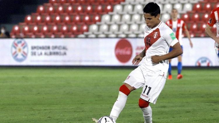 Carrasco brasileiro em 2016, o atacante Raúl Ruidiaz é um dos contaminados   Foto: Divulgação   Seleção Peruana - Foto: Divulgação   Seleção Peruana