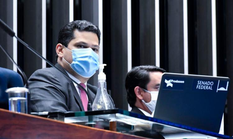 As reuniões presenciais nas comissões estão suspensas desde março   Foto: Waldemir Barreto   Agência Senado - Foto: Waldemir Barreto   Agência Senado