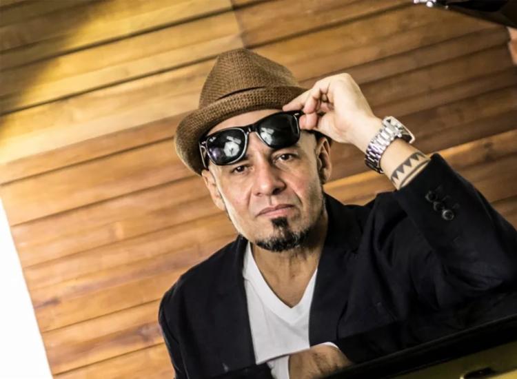 Sérgio Britto, da banda Titãs, participará do evento | Foto: Divulgação - Foto: Divulgação
